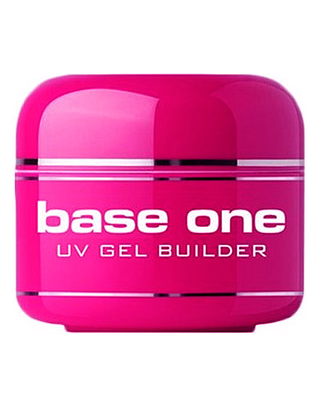 Silcare Base One Gel Clear 30g - 1