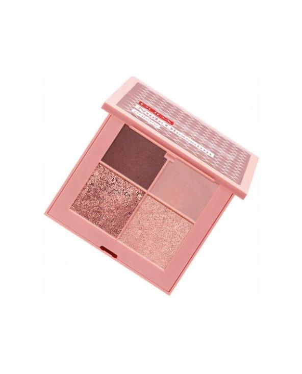 Pupa Paleta Cieni Nude Obsession 001 Rosy Nude - 1