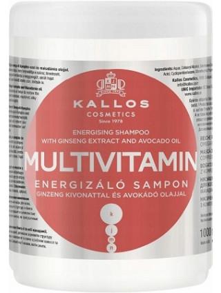 Kallos Maska Multiwitaminowa 1000ml - 1