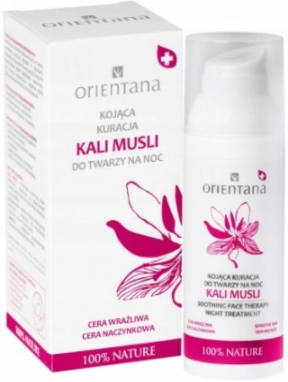 Orientana Kali Musli - Kojąca Kuracja Na Noc 50ml