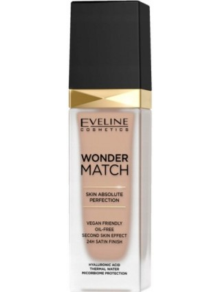 Eveline Podkład Kryjący Wonder Match 20 Medium Beige - 1