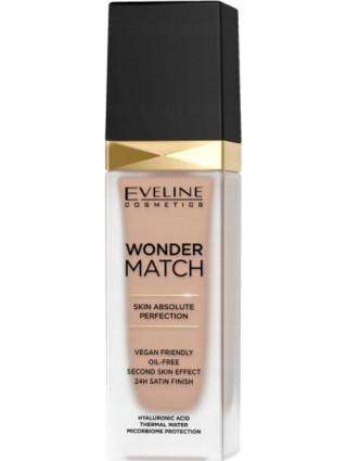 Eveline Podkład Kryjący Wonder Match 40 Sand - 1