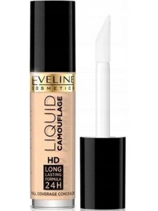 Eveline Korektor W Płynie Liquid Camouflage 03 Vanilla - 1