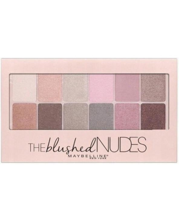 Maybelline Paleta 12 Cieni The Blushed Nudes