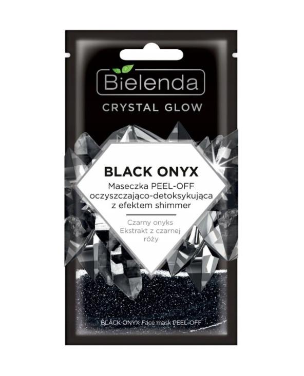 Bielenda Maseczka Crystal Glow Black Onyx - 1