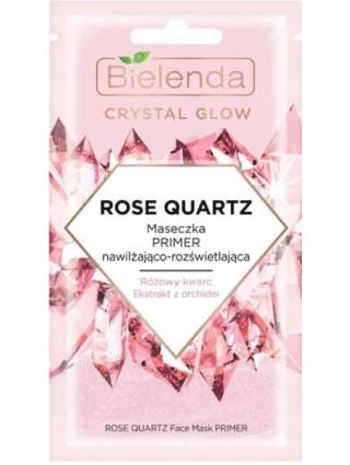Bielenda Maseczka Crystal Glow Rose Quartz