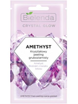 Bielenda Kryształowy Peeling Crystal Glow Amethyst