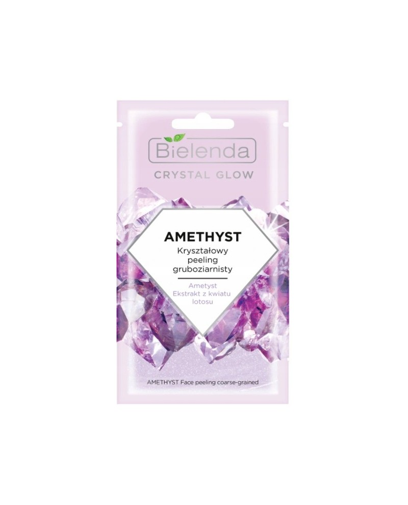 BIEL CRYSTAL GLOW Maseczka Amethyst - 1