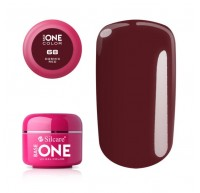 Silcare Base One Color 68 Cosmic Red 5g - 1