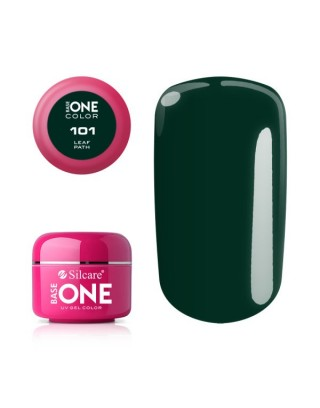 Silcare Base One Color 101 Leaf Path 5g - 1