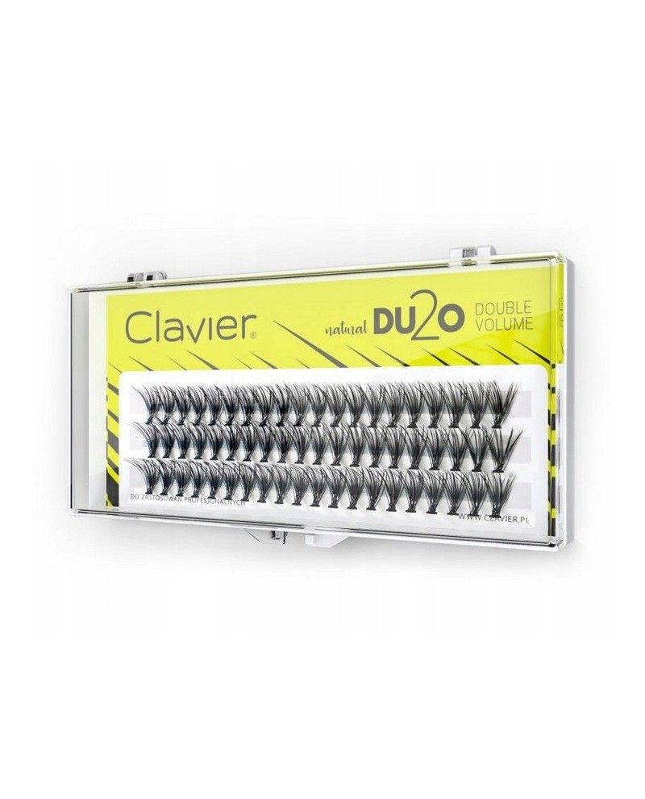 Clavier Kępki Rzęs DU2O 8mm