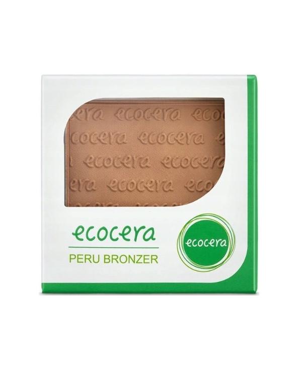 Ecocera Bronzer Prasowany Peru