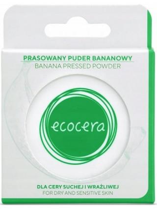 Ecocera Prasowany Puder Bananowy