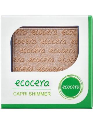 Ecocera Rozświetlacz Prasowany Capri Shimmer